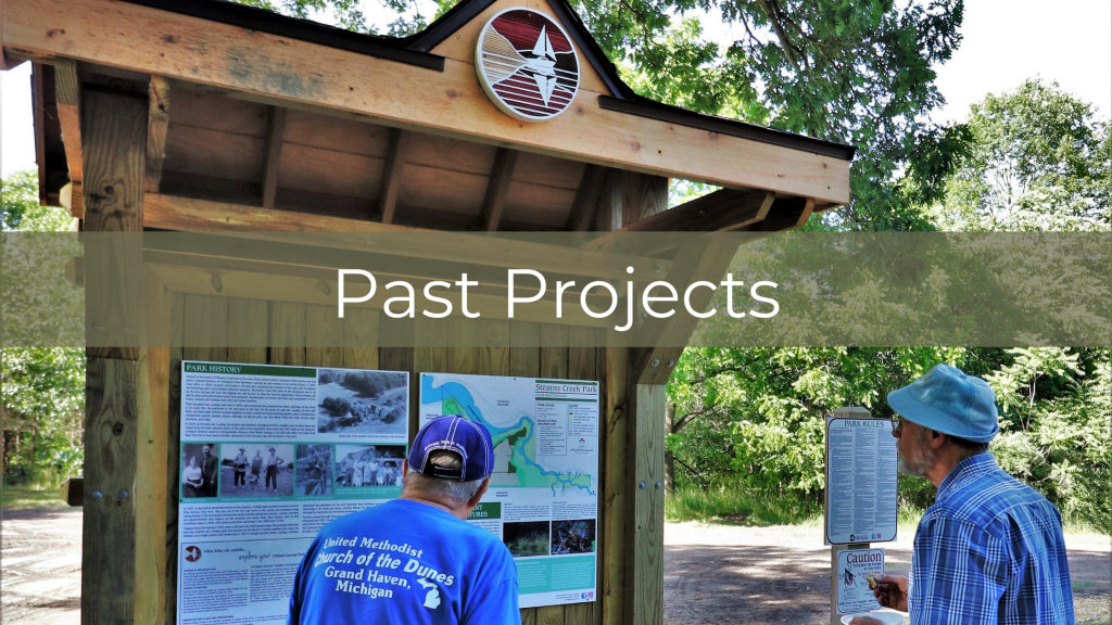 Ottawa County Parks Foundation, Past Projects